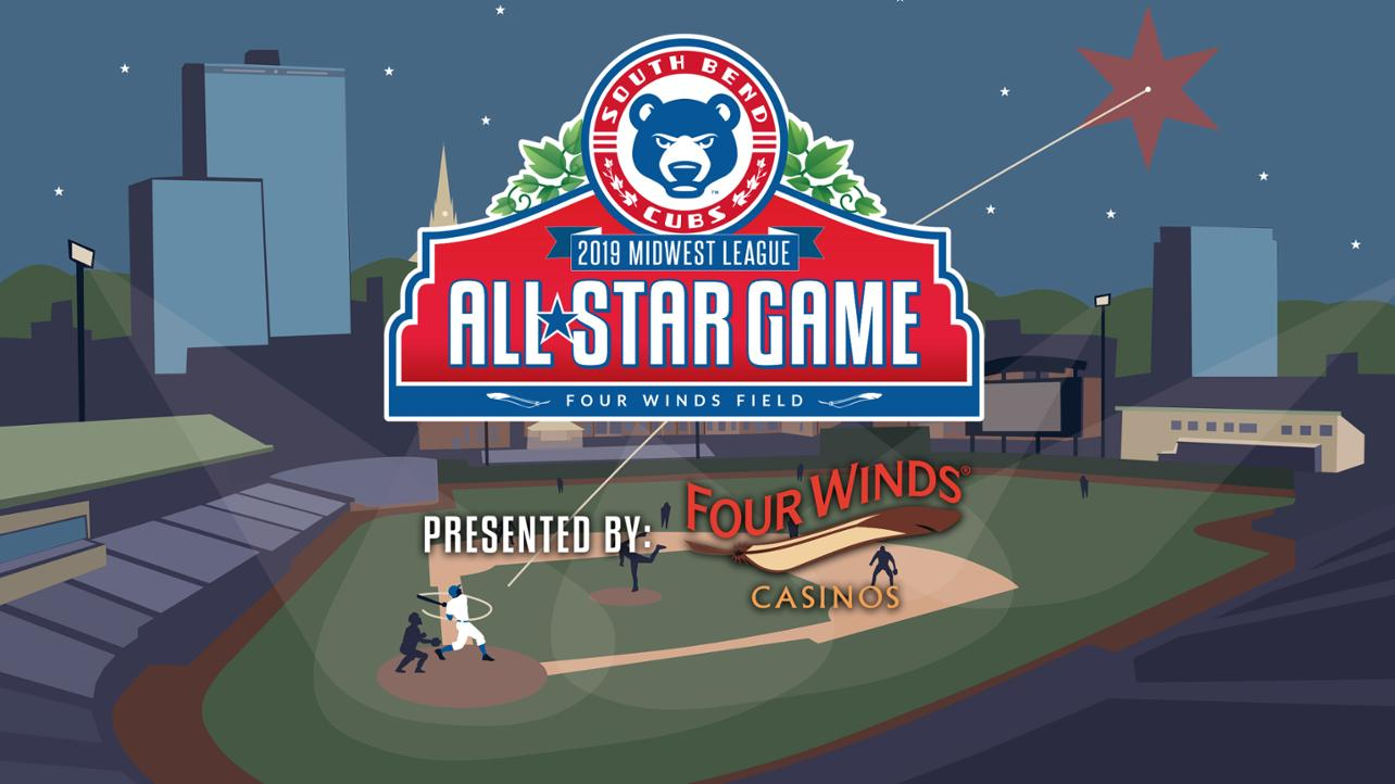 South Bend Cubs Host 2019 All-Star Game