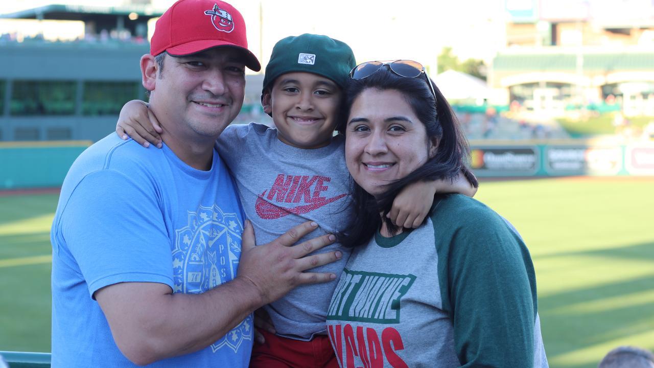 TinCaps Rank in Top 25 in Minor League Baseball Sales   Fort
