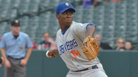 Rafael Montero leads Mets Minor Leaguers with 150 strikeouts.