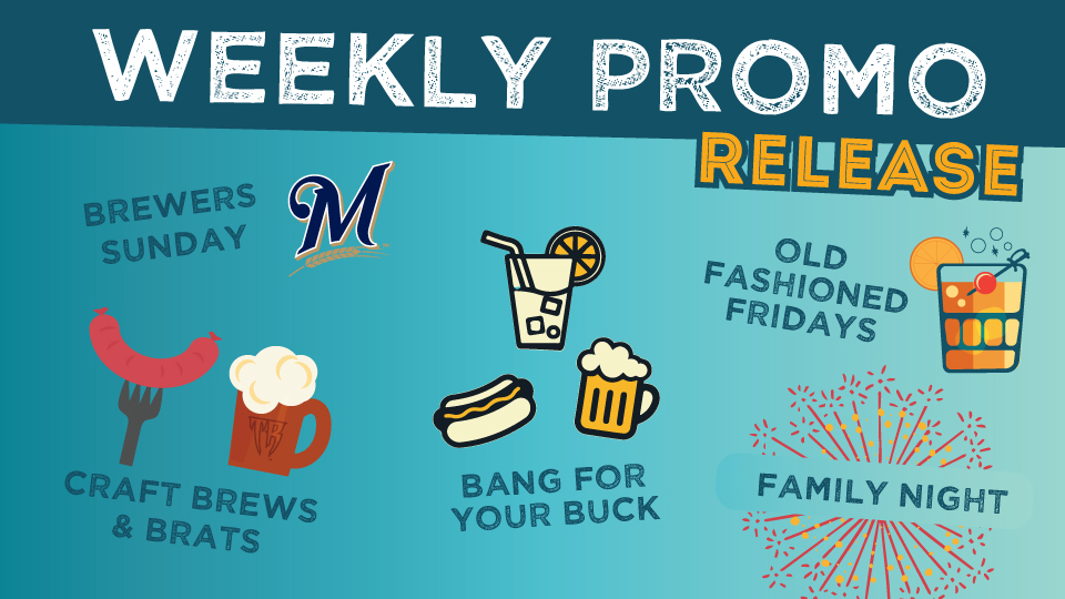 2018 Timber Rattlers Promotional Calendar: Weekly Promotions ...