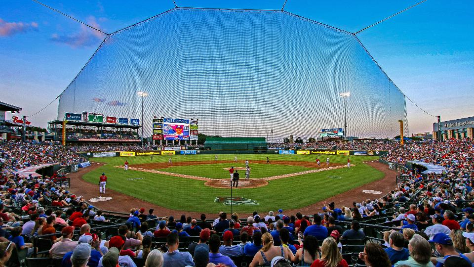 Dell Diamond Named Back-to-Back Baseball Field of the Year ...