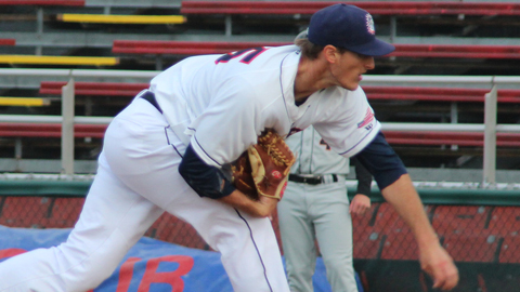 Brett Mooneyham has given up one run over his last 22 1/3 innings.