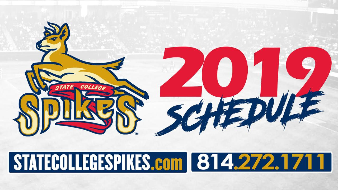 photograph about Houston Astros Printable Schedule named Spikes launch 2019 agenda Region College or university Spikes Information
