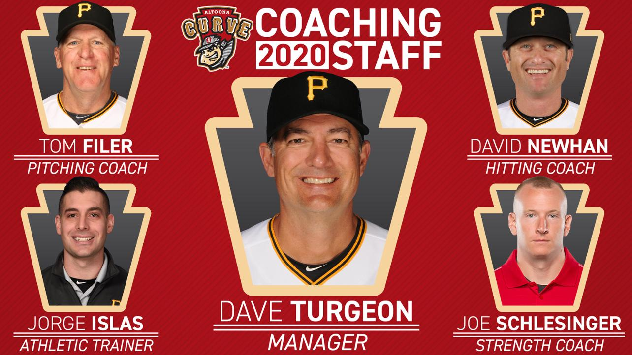 Dave Turgeon named Curve manager