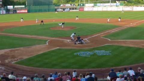 The Timber Rattlers fell 5-3 to the Cedar Rapids Kernels on Friday, June 21, 2013