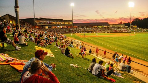 Baseball season will be here soon. Order your ticket packages now.