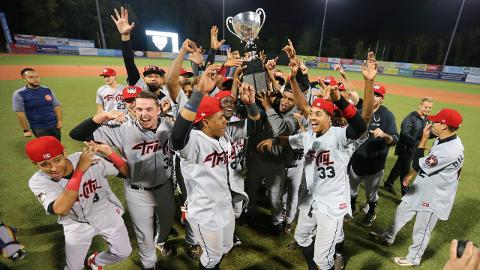 Tri-City celebrates its first New York-Penn League championship since 2013.