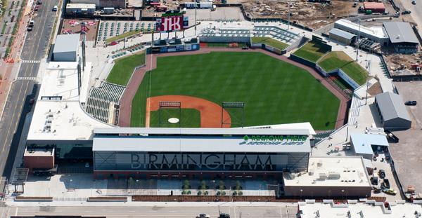 Alabama Birmingham Baseball Birmingham Barons Baseball