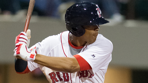 Xander Bogaerts has driven in 12 runs in his last 10 games.