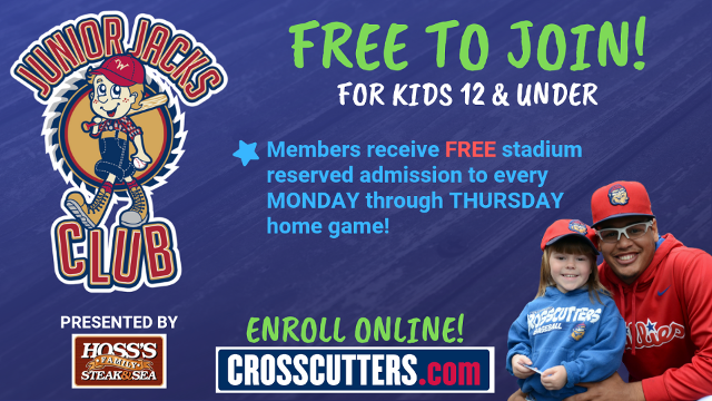 Cutters Junior Jacks Club Free To Join Crosscutters