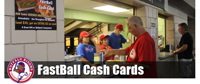 FastBall Cash Cards