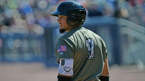 Franklin Barreto was a 2016 Texas League All-Star and Arizona Fall League Rising Stars Game selectee.