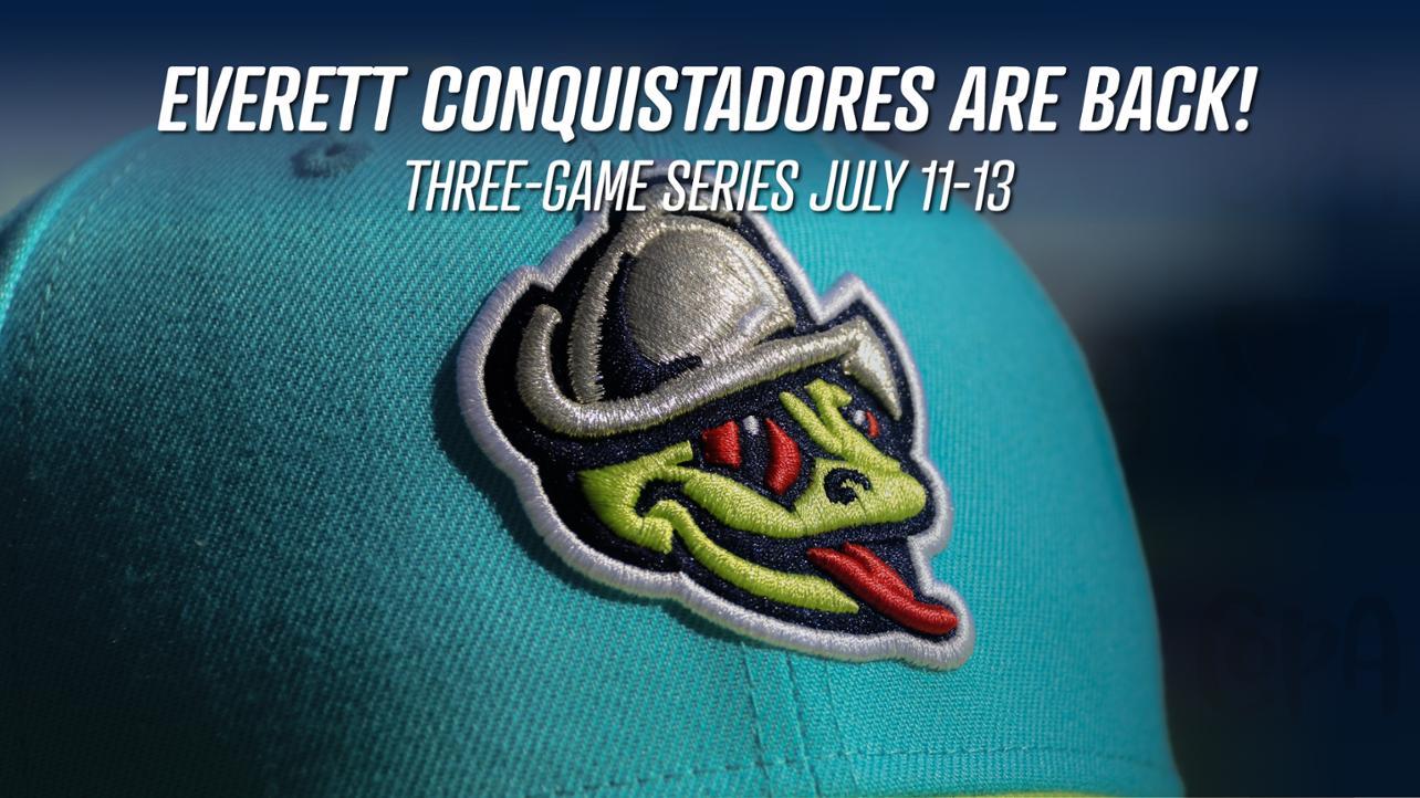 The Everett Conquistadores are back!