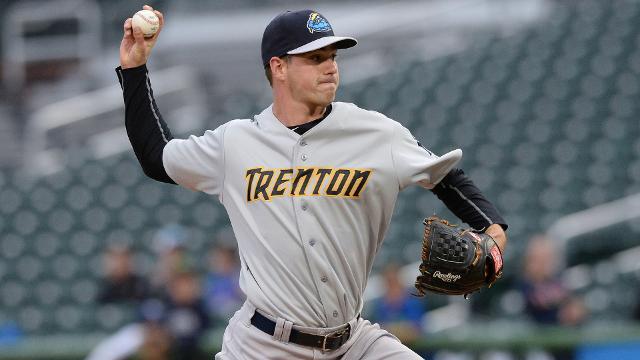 Haynes, Thunder bullpen roll in one-hitter | MiLB.com