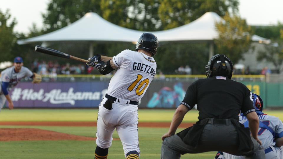 Biscuits Blank Barons Again, 1-0 | Montgomery Biscuits News