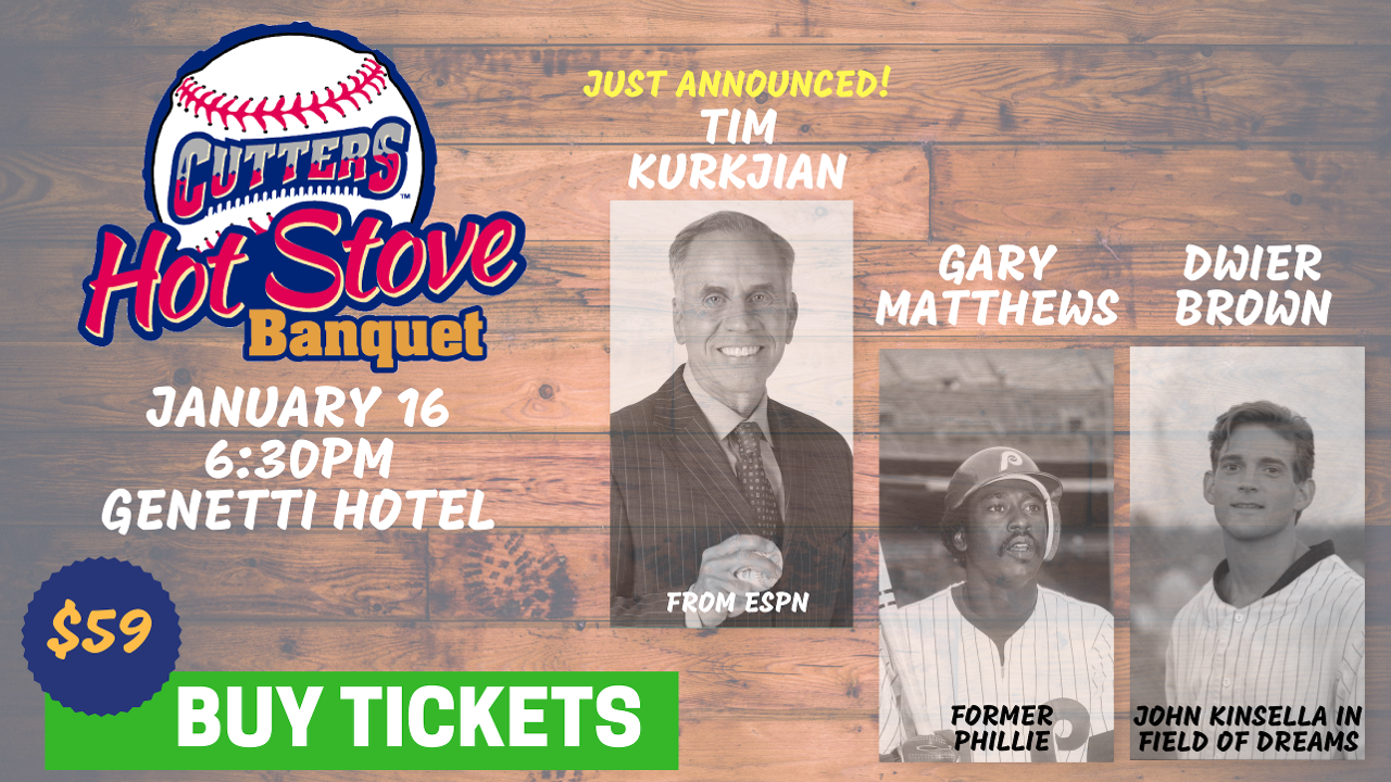 ESPN's Tim Kurkjian Added to 13th Annual Hot Stove Banquet