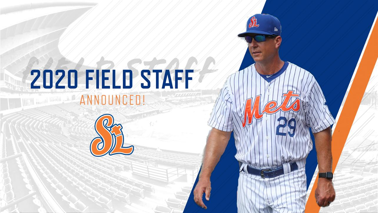 St. Lucie field staff announced