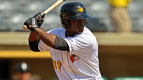 19-year-old infielder Dilson Herrera was the Pirates' No. 11 prospect.