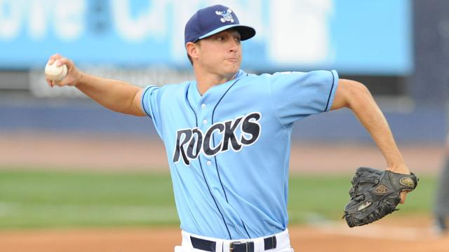 Image result for A.J. Puckett Blue Rocks