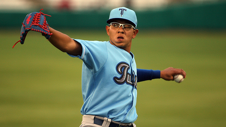 Dodgers' Urias to have cosmetic eye surgery | Texas League