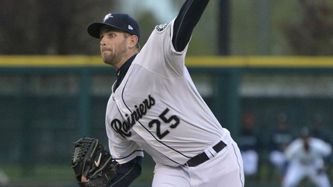 James Paxton ranks seventh in the PCL with 76 strikeouts.