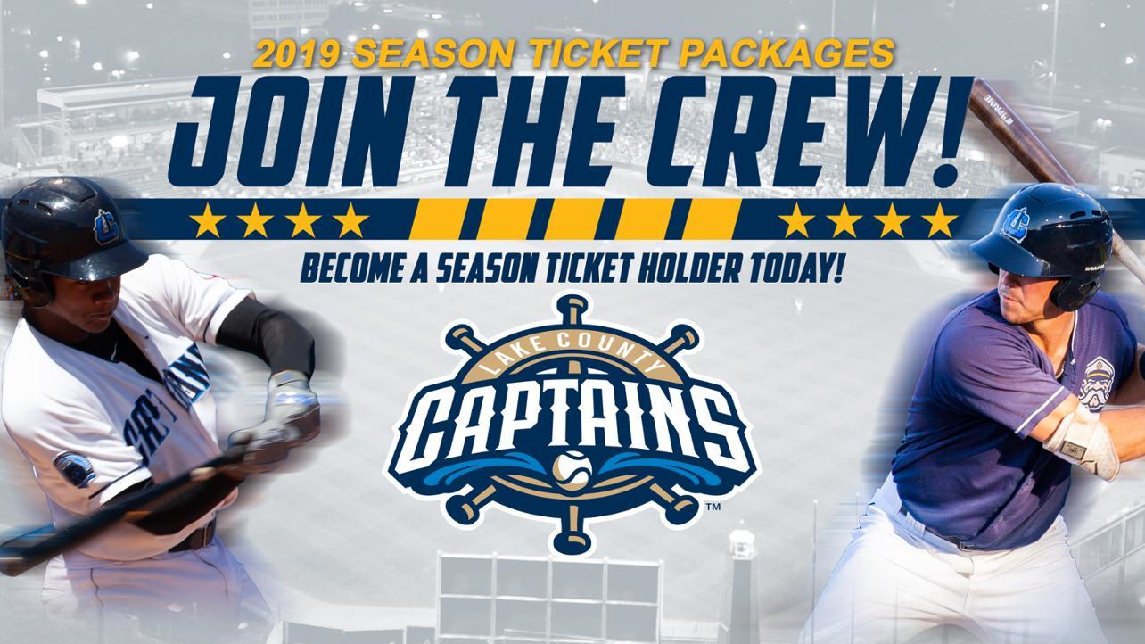 2019 Season Tickets