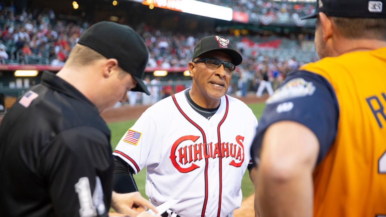 Edwin Rodriguez to Return as Manager