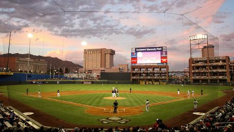 Southwest University Park, which opened in 2014, shows off the region's natural beauty and hosts a vibrant fan base.