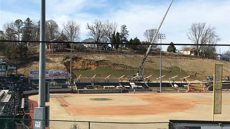 Pulaski Yankees announce updated renovation plans for Calfee Park