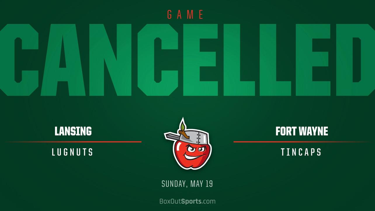 Game Cancelled Graphic