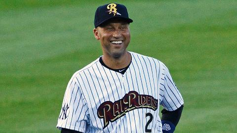 Derek Jeter is expected to start again on Friday for the RailRiders.
