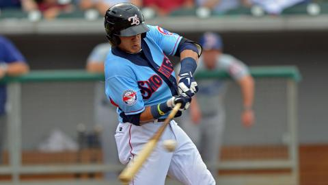 Javier Baez has 37 homers and a Minor League-leading 111 RBIs.