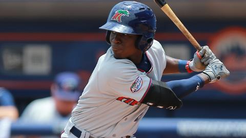 Nick Gordon has amassed 336 hits and 55 steals over 293 games in the Twins system.