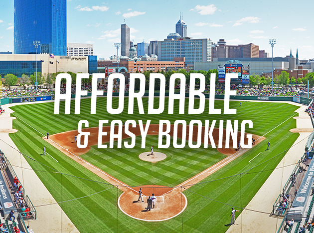 Affordable and easy booking