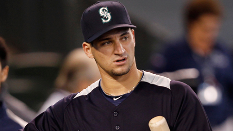 Mike Zunino leads the Pacific Coast League with eight RBIs in three games.