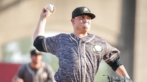 Chad Donato is 7-0 with a 1.64 ERA in 13 games, including 10 starts, across two levels.