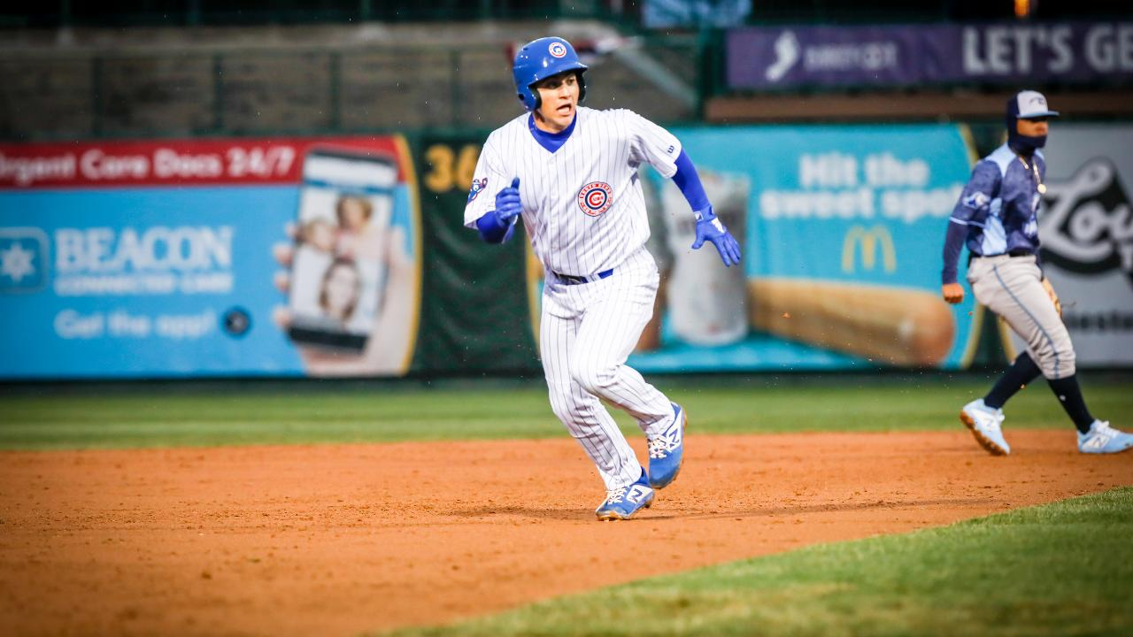 Cubs Snap Five Game Winning Streak In Loss To Hot Rods South Bend
