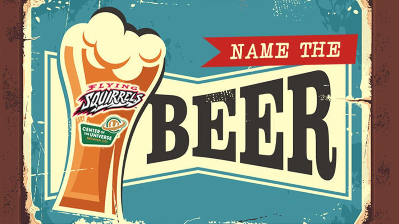 Help us name our new beer!