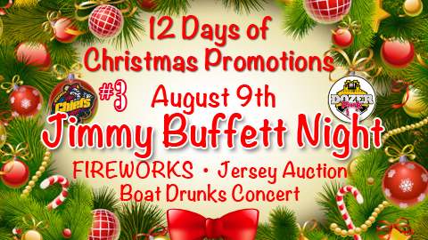 boat drunks fireworks jersey auction august 9