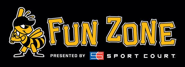 Fun Zone Salt Lake Bees Smith S Ballpark