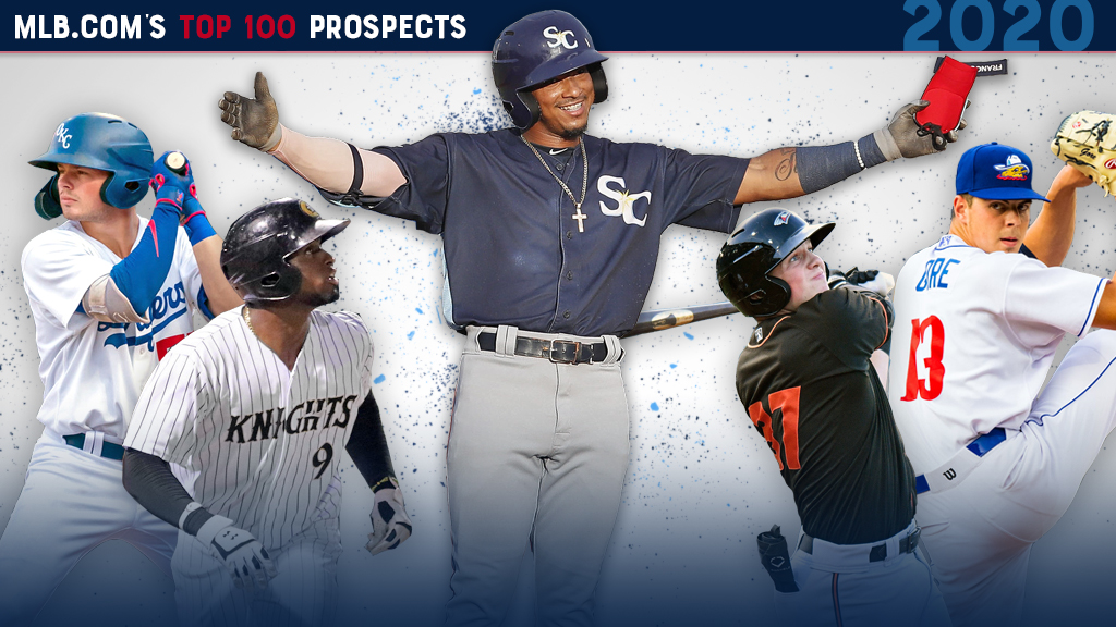 Rays, youth served on new Top 100 Prospects list