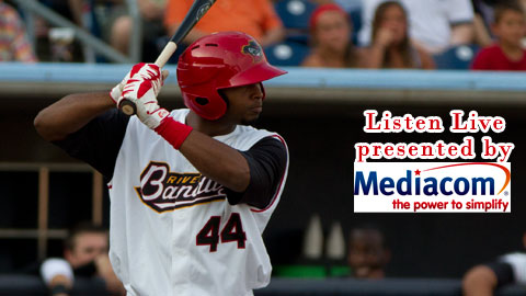 Beginning with Opening Day, River Bandits fans can listen to every live home and away game.
