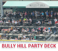Bully Hill Party Deck