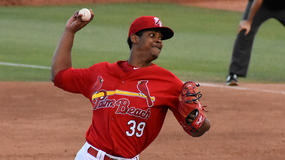 479efe9d1def3 Alex Reyes last pitched in a Minor League game on Aug. 6