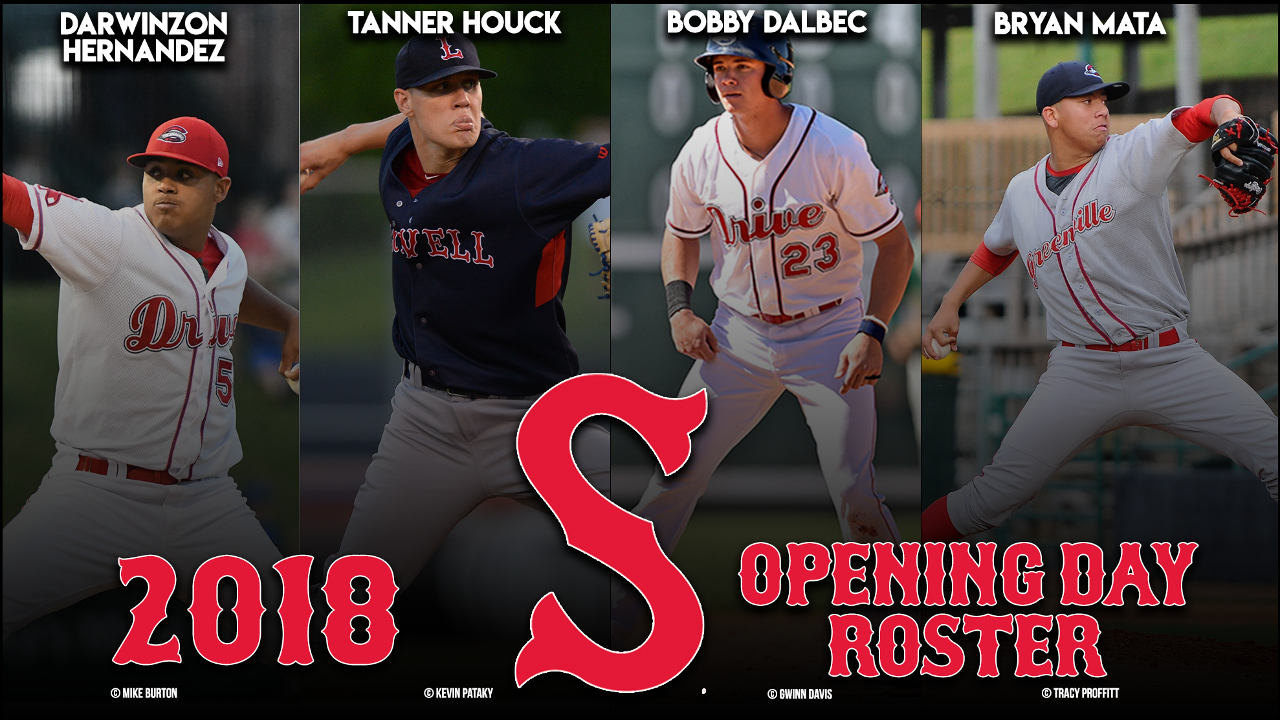 red sox opening day roster brings the heat | salem red sox news