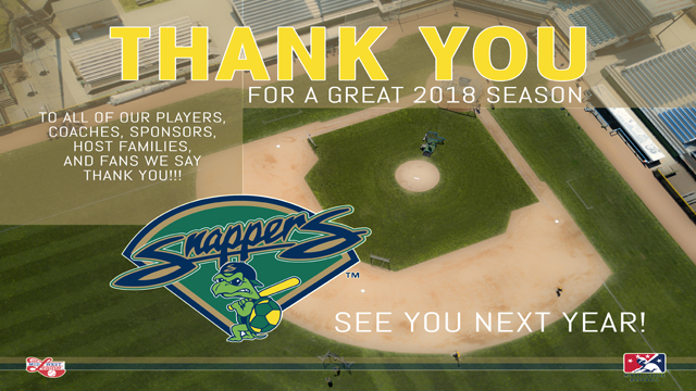 2018 Snappers Season In Review