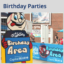 Birthday Parties in Reading, PA