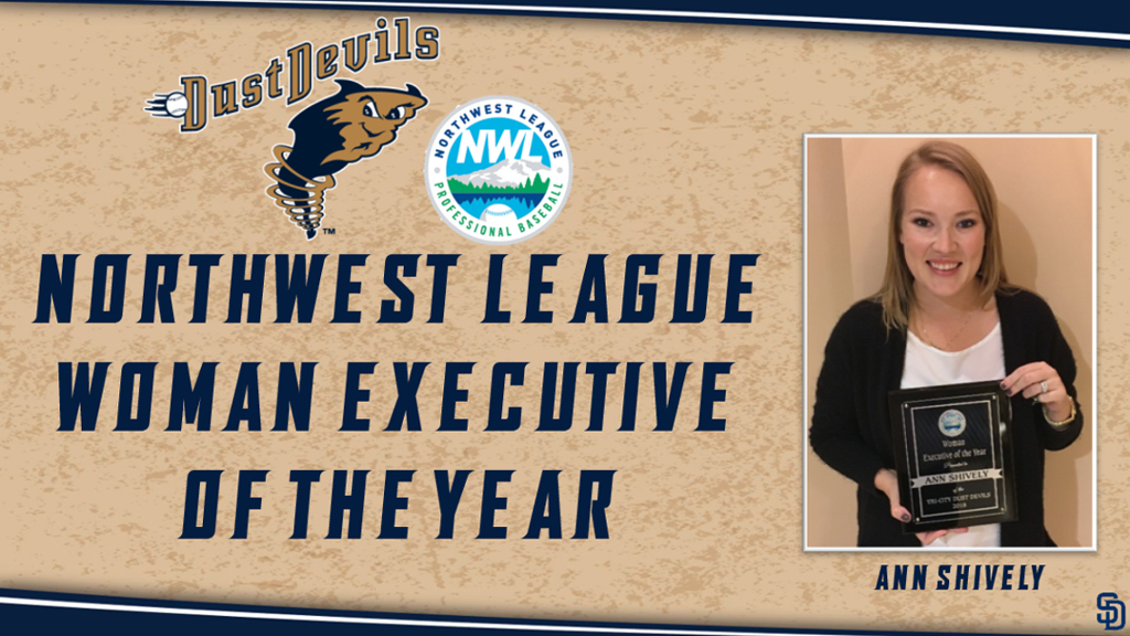 Ann Shively Named Woman Executive of the Year