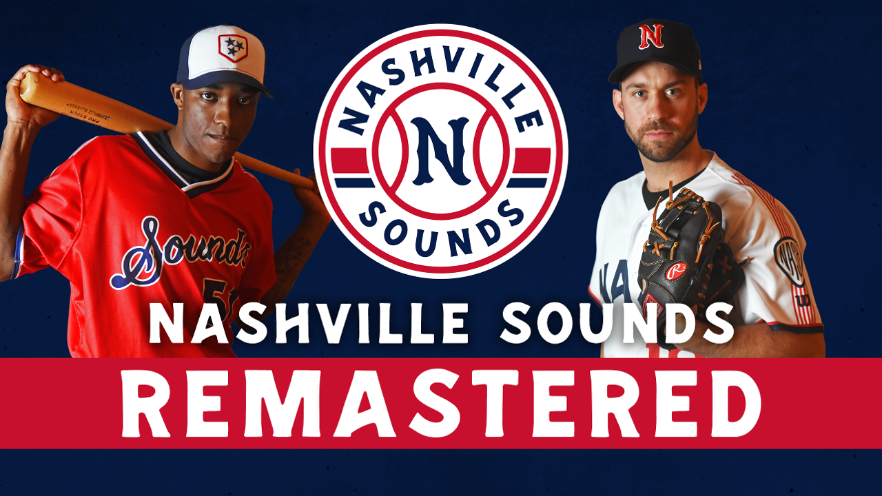 Sounds Reveal New Logos Marks And Uniforms Nashville