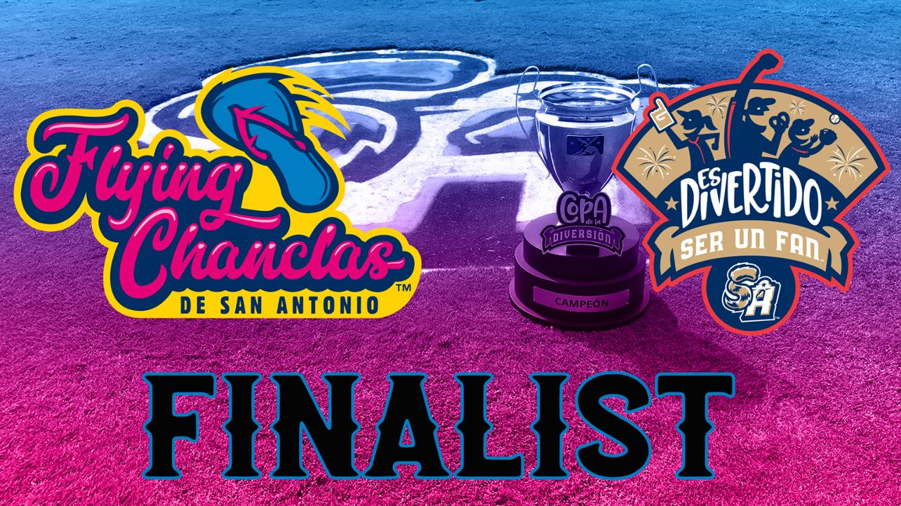 San Antonio Named Finalist for Inaugural MiLB Copa de la Diversion